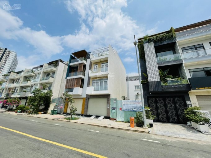 Rổ hàng nhà phố biệt thự Jamona City giá tốt, DT 5x17m, 7x17m, 9x17m, SHR, LH 0901 294 946 ảnh 0