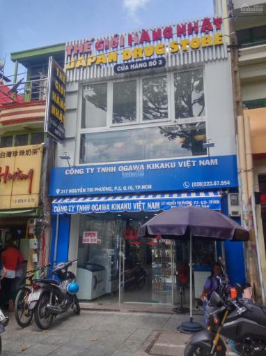VIP! Bán nhà mặt phố Hoàng Hoa Thám, Tân Bình (10x28.8m) HĐ thuê 150 tr/th, giá tốt cho đầu tư ảnh 0