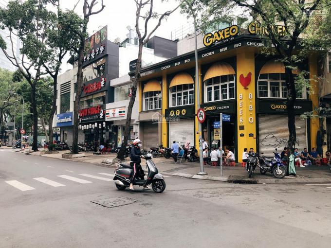 Cho thuê nhà góc 2MT 125 Hồ Tùng Mậu ngay Bitexco gần phố đi bộ Nguyễn Huệ ảnh 0