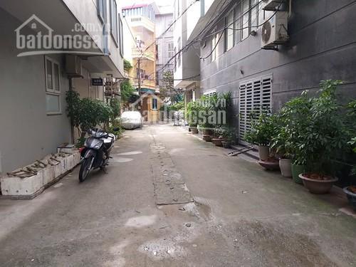 Nhà đẹp Hoàng Đạo Thành - Thanh Xuân, ngõ ô tô 60m2, 6 tầng, giá 6.35 tỷ ảnh 0