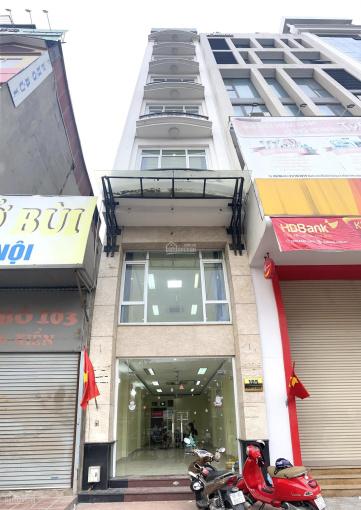 Mặt bằng kinh doanh 65m2 nhà 2 mặt tiền 4m mặt phố 105 Nguyễn Xiển khu văn phòng. LH 0987253105 ảnh 0