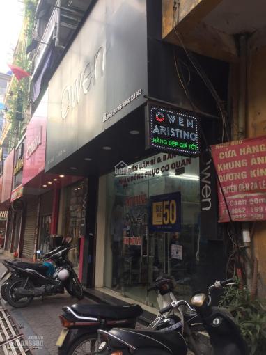 Chính chủ bán nhanh đất mặt phố Lê Lợi, Hà Đông giá tốt nhất thị trường: 0902018983 ảnh 0