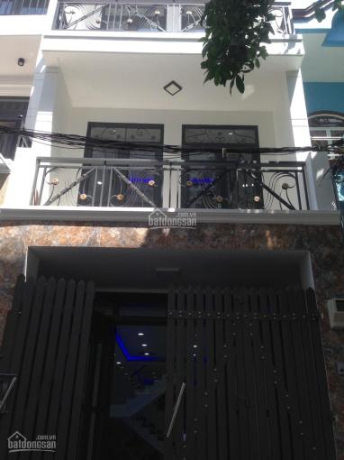 Bán nhà đúc 2 lầu đường Nguyễn Văn Khối, P9, Q. Gò Vấp gần công viên Làng hoa giá 5,95 tỷ ảnh 0