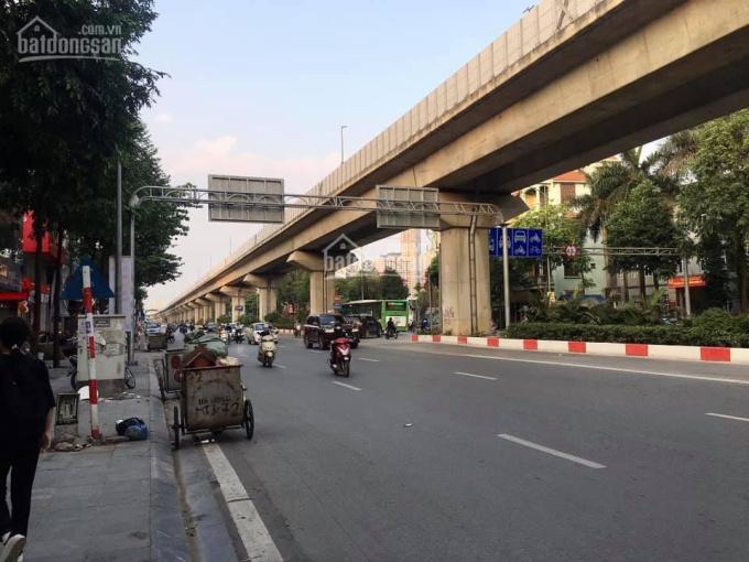 Bán nhà phố Quang Trung, Hà Đông, 155m2, giá: 24 tỷ, mt: 6m, cho thuê 30 triệu/tháng ảnh 0