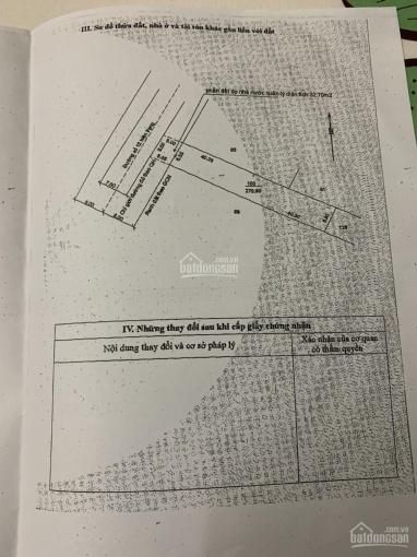 Chính chủ bán dất khóm 1 phường 8, TP Cà Mau DT 270.9m2 chỉ 2.5 tỷ ảnh 0