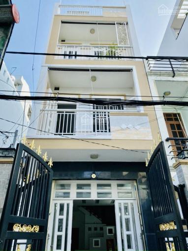 Bán nhà mặt tiền hẻm xe hơi đường Số 10, P.Tân Quy, Q7. DT: 4x16m, nhà 3 lầu mới (0901100979) ảnh 0