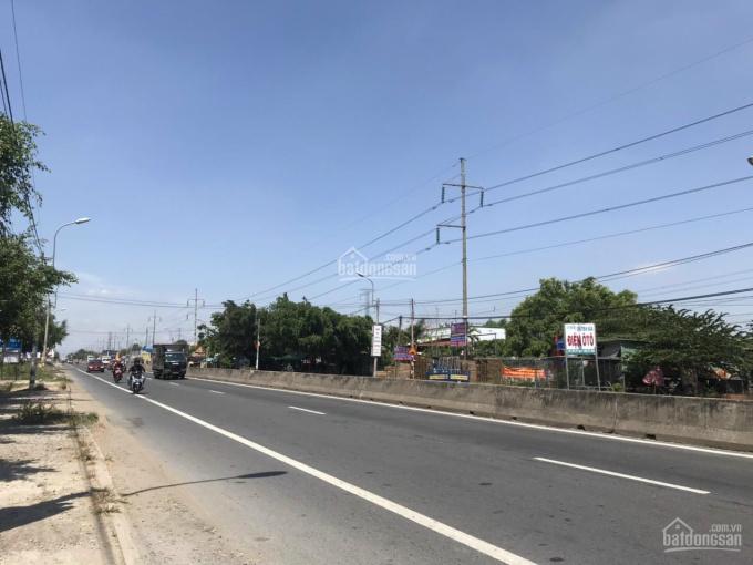 Mặt tiền Quốc lộ 1A xã Thạnh Đức huyện Bến Lức tỉnh Long An DT: 600m2, giá bán 6tỷ300tr ảnh 0