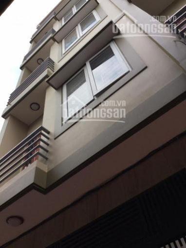 Bán nhà riêng 106 Hoàng Quốc Việt, Phường Nghĩa Đô. DT 65m2 x 5T, MT 6m ô tô vào nhà 11 tỷ ảnh 0