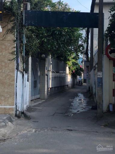 Nhà Huỳnh Đình Hai, P24, Bình Thạnh - 49m2 hẻm 3m thông ảnh 0