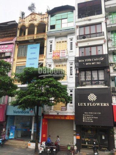 Lô góc mặt phố Nguyễn Chí Thanh vỉa hè kinh doanh đa dạng 71m2, 5t, mt: 7,6m, giá bán: 29 tỷ ảnh 0