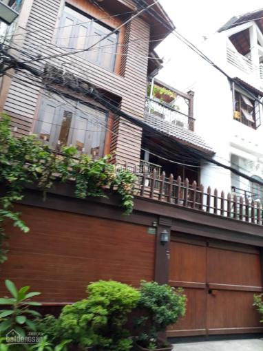 Bán nhà, giá hời lời ngay, bạc tỷ biệt thự trong làng đường Tô Hiến Thành, Q10, 6,5x14m, giá 8 tỷ ảnh 0