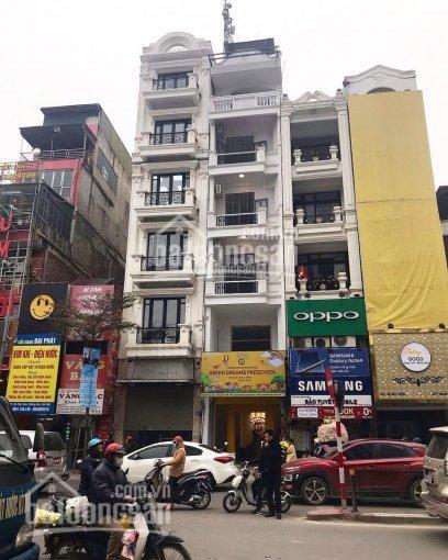 Bán gấp nhà mặt phố Tây Sơn, Đống Đa 40m2 x 6t giá 11,5 tỷ 09717676666 ảnh 0