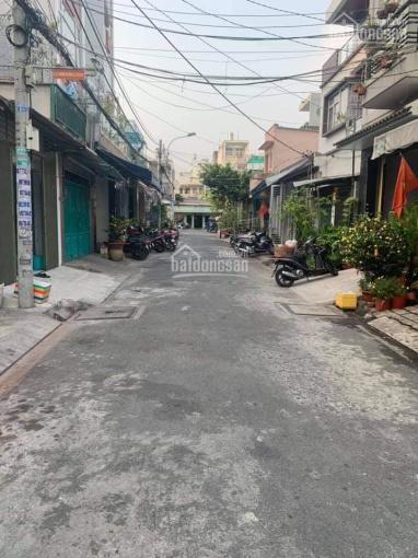 Bán nhà - Tân Phú, Khuông Việt - hẻm xe hơi 2 mặt - 65m2 - 5 tỷ 1 - lô góc ảnh 0