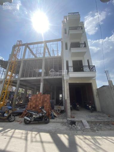 Bán nhà ngay mặt tiền QL1A, Quận 12, nhà mới xây 1 trệt 3 lầu, DT 50m2, SHR, Lh 0389.774.804 ảnh 0