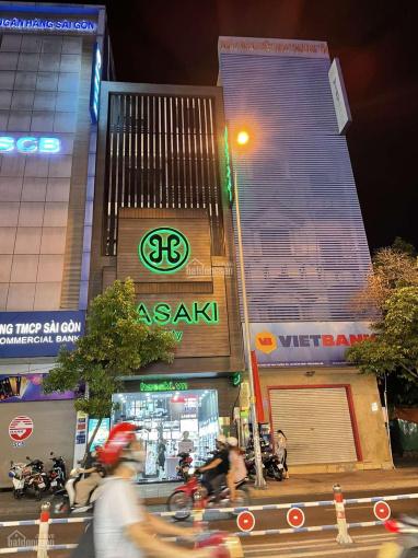 Siêu phẩm góc ngã tư MT Nguyễn Thái Bình, P. NTB, Quận 1, 4x18m, trệt + 4 lầu, giá 48 tỷ ảnh 0