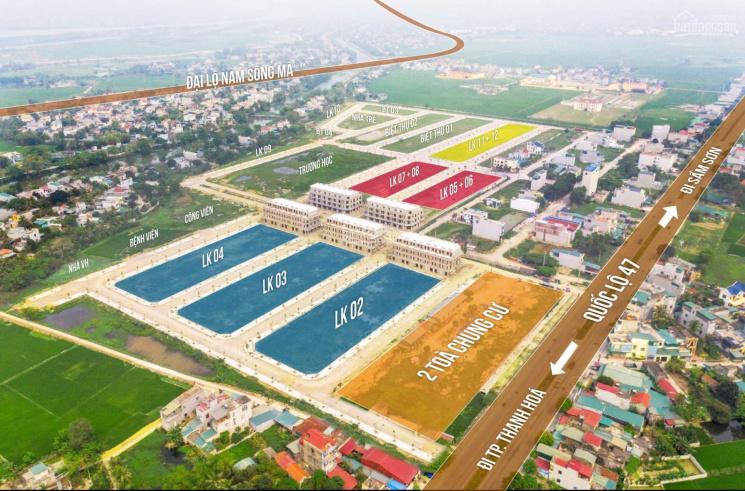 Bán biệt thự KĐT Quảng Phú cạnh QL47 đi Sầm Sơn giá đầu tư cực tốt ảnh 0