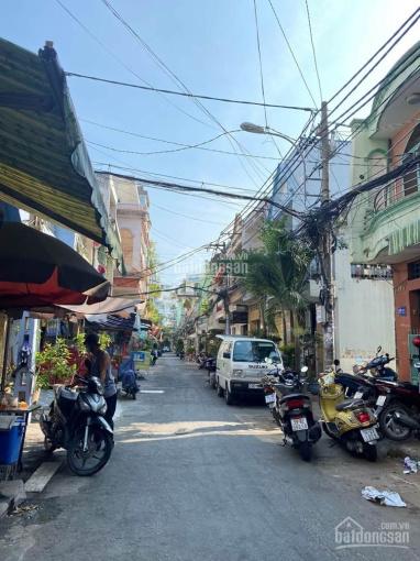 (hot hit) bán nhà mới HXT 8m Hàn Hải Nguyên, p16, Q11 (3,3x12m) 5 tầng BTCT. Giá 7,8 tỷ ảnh 0