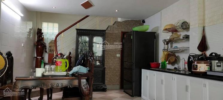 Nhà chủ tự xây, nội thất sang sịn, Khương Hạ 35m2*5 tầng, giá: 3.3 tỷ ảnh 0