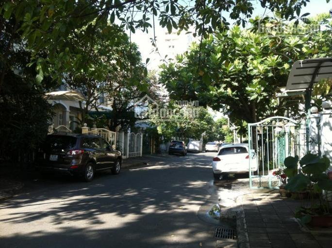 Bán gấp biệt thự Hưng Thái, Phú Mỹ Hưng, duy nhất 1 căn, DT: 7m*18m giá tốt: 17.5 tỷ. LH 0912264368 ảnh 0