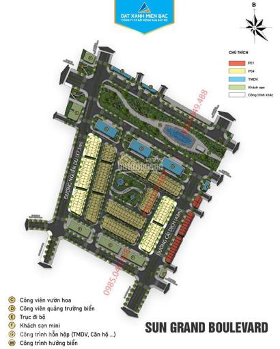 Shophouse dự án Sun Sầm Sơn giá trực tiếp từ CĐT, 0985049488 ảnh 0