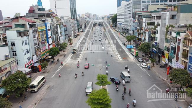 Nhà mặt phố Trường Chinh, lô góc mặt tiền 10m, vỉa hè 6m. 37m2 giá 13 tỷ hơn 09717676666 ảnh 0