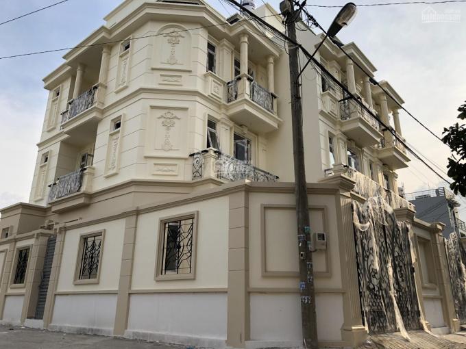 Nhà mới xây SHR Hà Huy Giáp, Quận 12 đối diện trường mầm non Hoa Đỗ Quyên ảnh 0