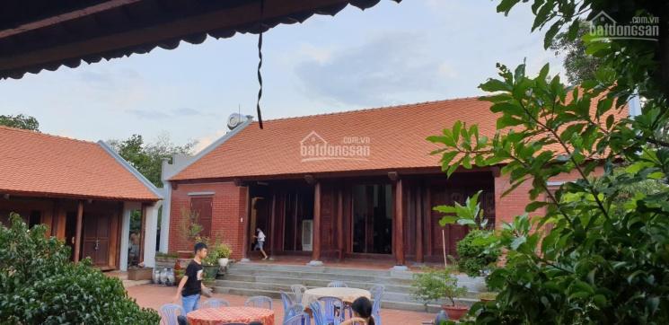 Cần bán nhà đất 2MT Võ Nguyên Giáp, gồm nhà gỗ cổ 5 gian trong khu vườn 1600m2 và 2246m2 cho thuê ảnh 0