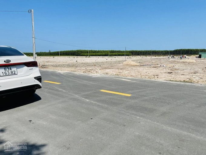 Thanh toán 500tr nhận nền đất liền kề sân bay Lộc An - Hồ Tràm, sổ hồng trao tay LH 0906633674 ảnh 0