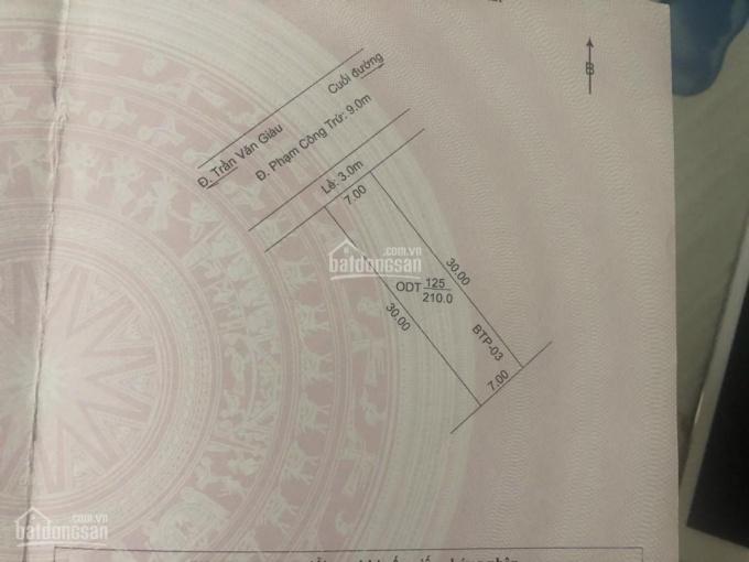 Bán nền biệt thự mặt tiền đường Phạm Công Trứ - khu biệt thự Cồn Khương ảnh 0