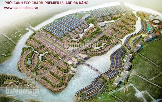 Cần bán đất Eco Charm view sông, phường Hòa Hiệp Nam, Liên Chiểu, Đà Nẵng. LH: 0935036578 Truyền ảnh 0