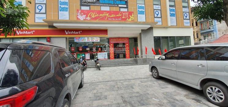 Bán sàn thương mại tầng 1 + 2 chung cư 199 Hồ Tùng Mậu, giá từ 30tr/m2 ảnh 0