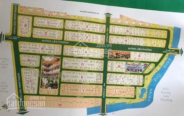 Chính chủ bán các nền đất dự án Sở Văn Hóa Thông Tin đường Liên Phường Quận 9, giá tốt cần bán ảnh 0