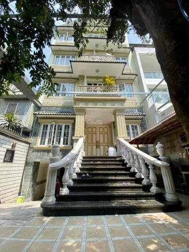 Bán Villa trong khu biệt thự có chốt gác an ninh đường Phổ Quang - phú nhuận ảnh 0