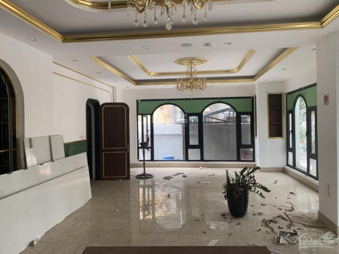 Cho thuê nhà đẹp nhất phố Hàng Bún: Diện tích 100m2 x 3 tầng, mặt tiền 10m, nhà mới thông sàn ảnh 0