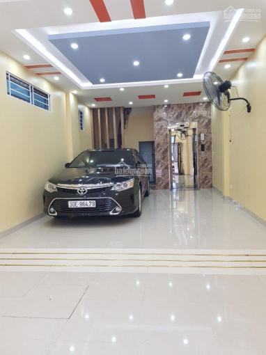 Chính chủ bán nhà mới thuộc khu PL ngõ Thịnh Hào 1, phố Tôn Đức Thắng, 60m2x5t thang máy 9,5 tỷ ảnh 0