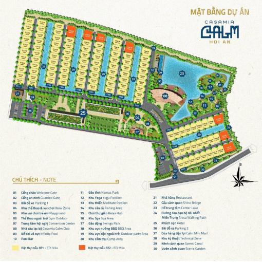Casamia Calm Hội An, biệt thự nghỉ dưỡng ngay biển An Bàng - 0905 767 006 ảnh 0