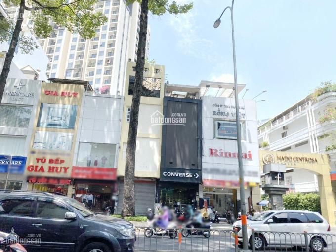 Bán nhà mặt tiền đường Châu Văn Liêm, P11, Q5. DT 4m x 18m, trệt, 4 lầu mới, giá rẻ 27.9 tỷ TL ảnh 0
