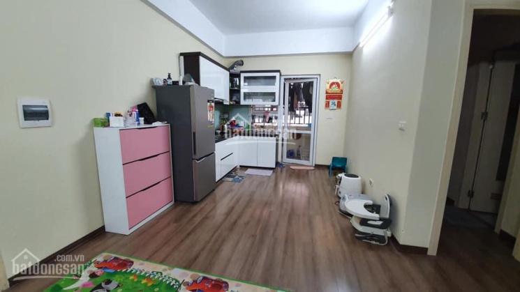 Nhà đẹp giá siêu rẻ, căn hộ 55.6m2, 2PN, full NT tầng trung nhà siêu đẹp tòa HH1 Linh Đàm ảnh 0