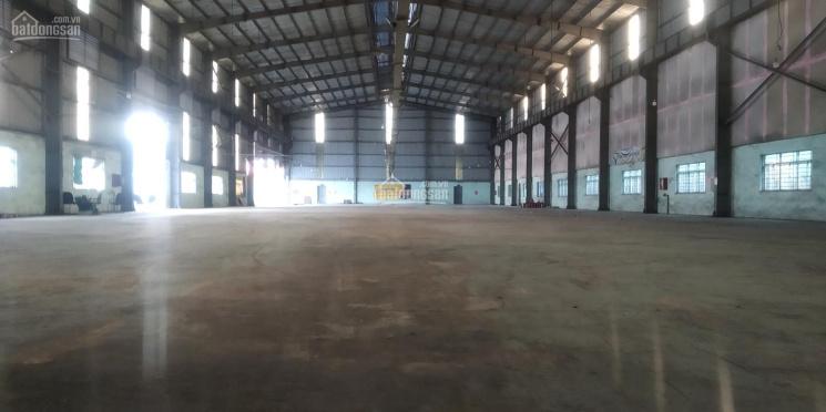 Bán 2700m2 đất có nhà xưởng tại KCN Ngọc Hồi - Thanh Trì