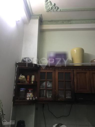 Bán nhà MTKD Cư Xá Phú Lâm D gần chợ Hồ Trọng Quý 3.5x12.5m 1 trệt 2 lầu ST ảnh 0