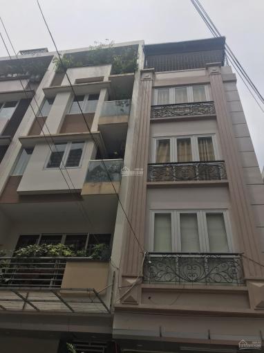 Bán nhà phố Nguyễn Văn Huyên, phân lô vỉa hè, ô tô tránh 65m2 x 6T, MT 5m, nhỉnh 13 tỷ ảnh 0