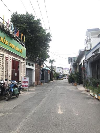 Mặt tiền hẻm kinh doanh đường Phan Huy Ích, P. 12, GV, DT: 4.5*17m 4 lầu, giá chỉ 8.2 tỷ TL ảnh 0