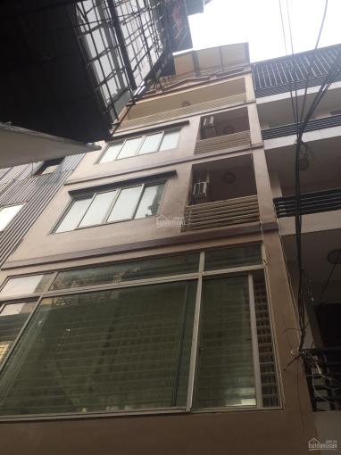 Bán nhà ngõ 28 Nguyên Hồng, Q. Đống Đa DT 70 m2 x 6 tầng, MT 5.5m, thang máy giá 18,3 tỷ ảnh 0