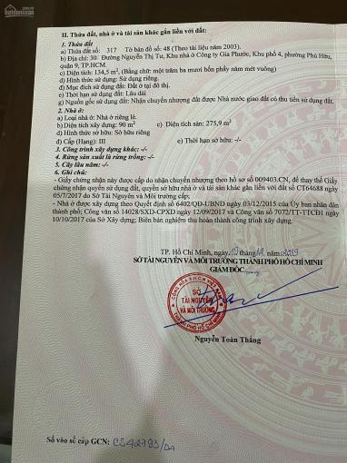 Bán shophouse Rosita Khang Điền giá tốt nhất, 6x22m (nhà thô), sổ hồng riêng, LH: 0939 285 291 An ảnh 0