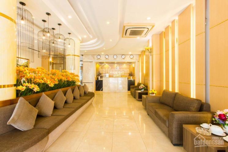 Tin hot! Bán gấp khách sạn ngay MT Hoàng Hoa Thám, P13, Tân Bình, 4,5*20m 15P, TN 600tr, 18,5 tỷ ảnh 0