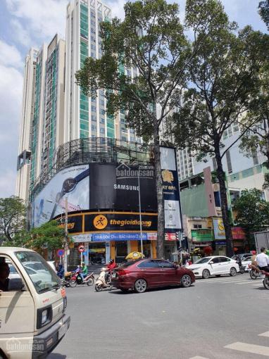 Bán building mặt tiền Hoàng Hoa Thám P. 12 Tân Bình 10x25m 5 tầng thang máy thuê 140 triệu, 65 tỷ ảnh 0