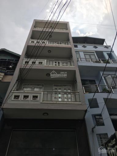 Bán nhà mặt tiền ngay Đồng Đen, P. 12, Tân Bình (4x18m) nhà 2 lầu giá 10.5 tỷ TL ảnh 0