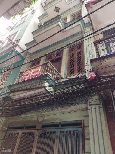 Bán nhà Trần Duy Hưng, 50m2 x 5T, MT 4m, giá 8,8 tỷ, tiện KD. LH O906.217.669 ảnh 0
