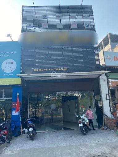Nhà MT Điện Biên Phủ 6x30m 1 trệt lửng 2 lầu ST 5P 5WC tiện mở showroom + chuỗi cửa hàng ảnh 0