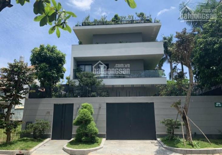 Biệt thự Thảo Điền, quận 2, DT 14x17m, CN: 230m2, trệt, 3 lầu, giá chỉ 43 tỷ ảnh 0